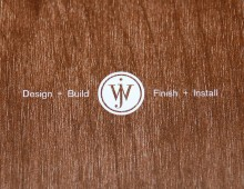 Joseph Woodworking | Identity